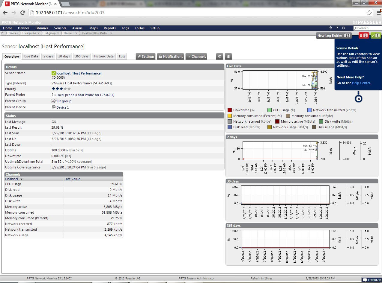 How To Monitor VMware Performance   IPSERVERONE