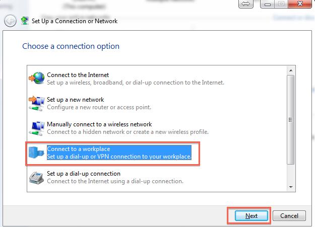 How Configure Windows 7 client for L2TP / IPSEC VPN