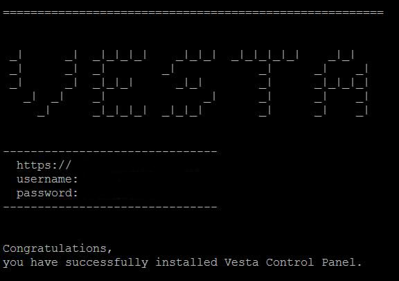 How to Install VestaCP(Vesta Control Panel) | IPSERVERONE