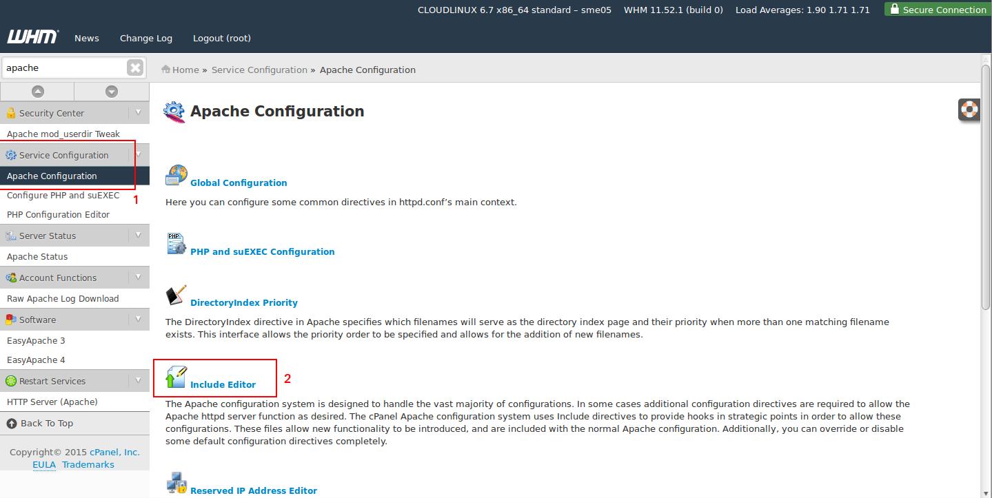 How to resolve Apache SSL website error