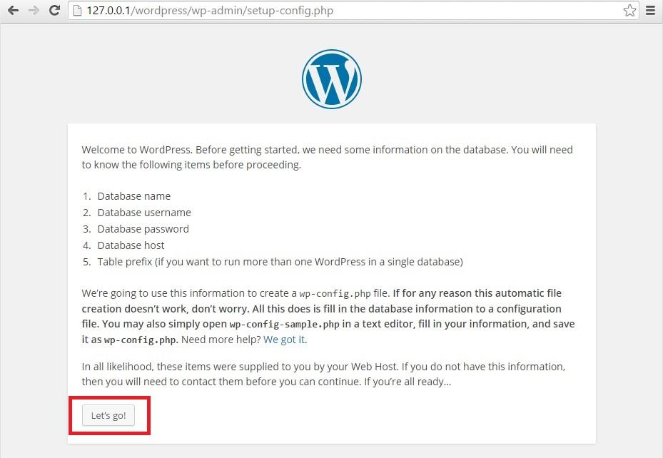 Install WordPress in WebsitePanel | IPSERVERONE