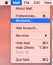 Sync SmarterMail Contact to MacOS Sierra (10 12) [CardDav] | IPSERVERONE