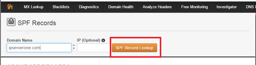 All About SPF Records and How to Manage it | IPSERVERONE